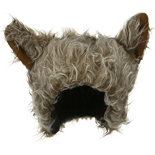 Novelty Furry Wolf Ear Hat (Furry Costumes Wolf)