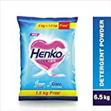 HenkoStainCarePowder-5kgwithFree1.5kg