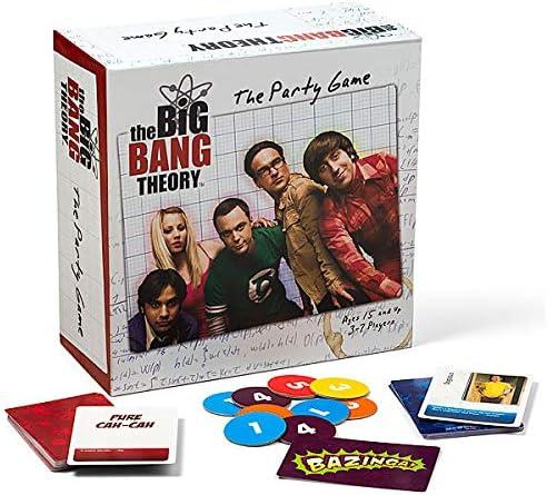 The Big Bang Theory The Party Game - Juego de Mesa (en inglés ...