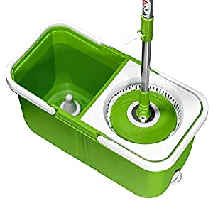 Amazon Com Big Boss Instamop The Spinning Action Mop