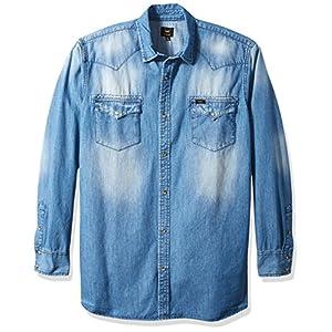 LEE Men's Heritage Western Shirt