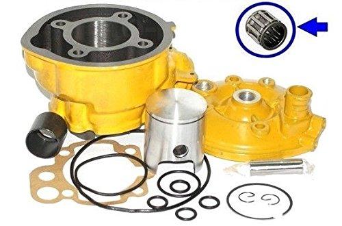 Unbranded 70cc Modifica Gruppo Termico Testa Kit Set per MINARELLI 50 AM4 AM6 50 Giallo Nonapplicabile66DE2F68-A7F7-48D8-826C