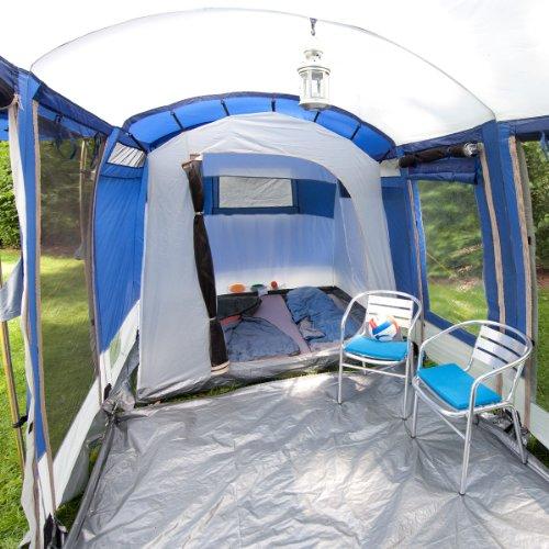 Skandika Montana 6 Man Tent Blue