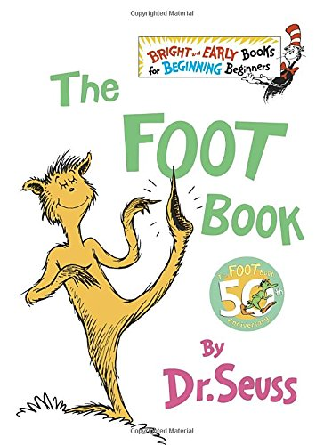 The Foot Book (The Bright and Early Books for Beginning Beginners)