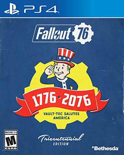 Video Games : Fallout 76 Tricentennial Edition - PlayStation 4