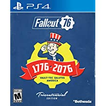 Fallout 76 Tricentennial Edition - PlayStation 4