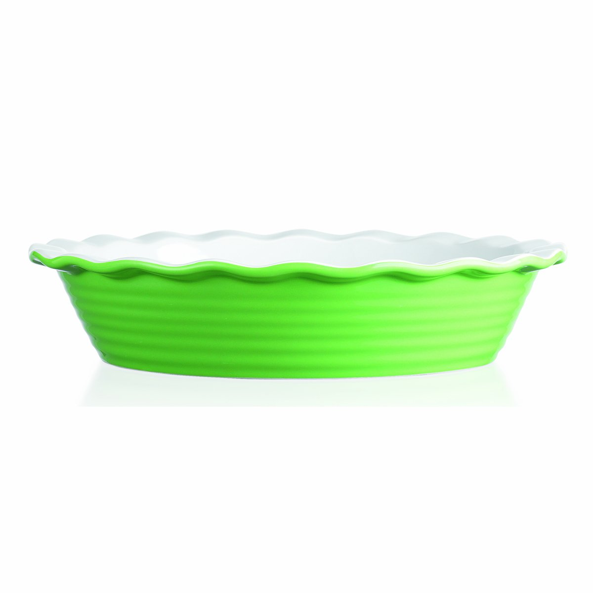 Home Essentials Lime Pie Plate, 10.25''D
