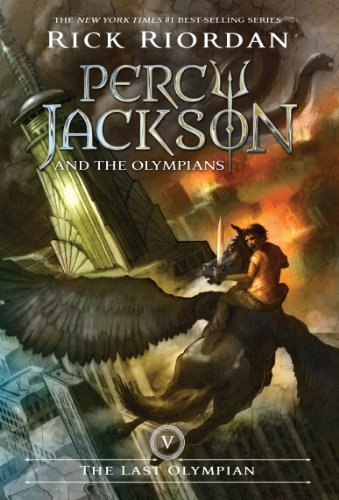 The Last Olympian Percy Jackson And The Olympians Book 5 Kindle