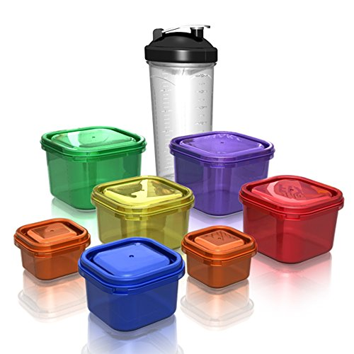 21 Day Fix Ultimate Kit Workout Program – Includes 2 sets of Portion control containers by Beachbody (Image #3)