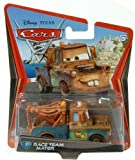 Disney Cars 2 W1939 Race Team Mater Martin Hook # 1 - Die Cast Fahrzeug