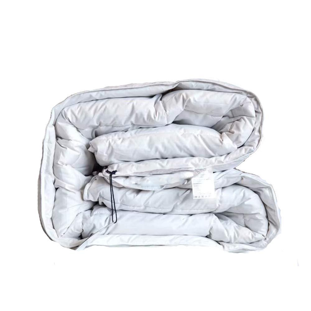 BYNSM羽毛布団は白い寝具の結婚式です,150*200cm B07KVZKKG4  150*200cm