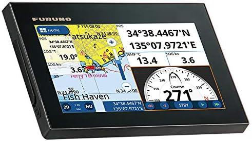Furuno GP1871F, 7 Plotter Chirp Sounder