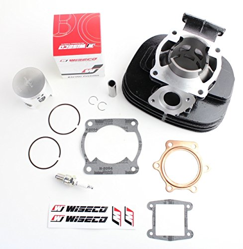 NICHE Cylinder Wiseco Piston Gasket Top End Kit for Yamaha Blaster 200 YFS200 1988-06