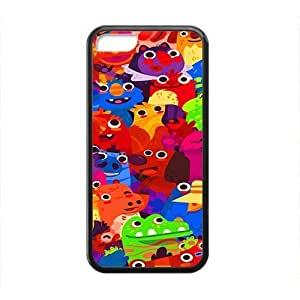 Cartoon Cute Monsters Phone Case for iPhone 5 5s