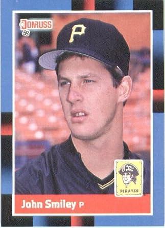 Amazoncom 1988 Donruss Baseball Card 449 John Smiley Mint