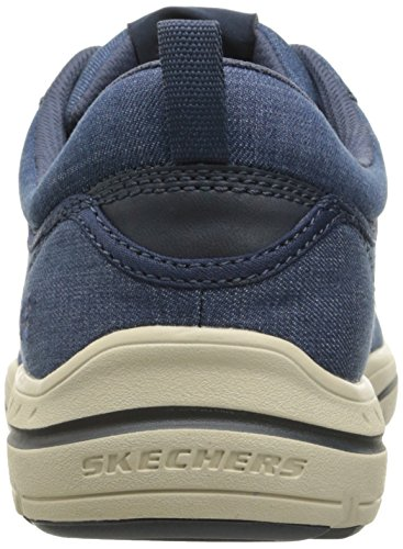 Skechers Usa Hommes Harper Vedor Oxford Navy