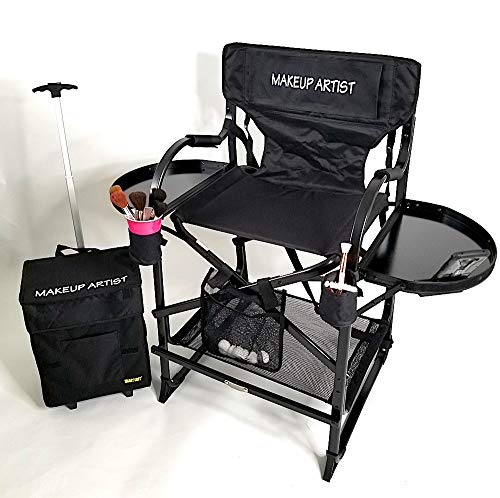 MU2R Unique Tuscany Pro Makeup / Hair Chair New Arrival Product--25