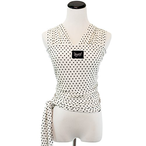 Happy Wrap Organic Baby Carrier, Polka Dot