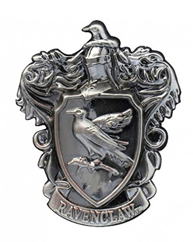 Harry Potter Ravenclaw House (Harry Potter Ravenclaw School Crest Pewter Lapel Pin)