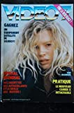 VIDEO 7 057 JUIN 1986 COVER KIM BASINGER Mia FARROW + CAHIER EROTIC