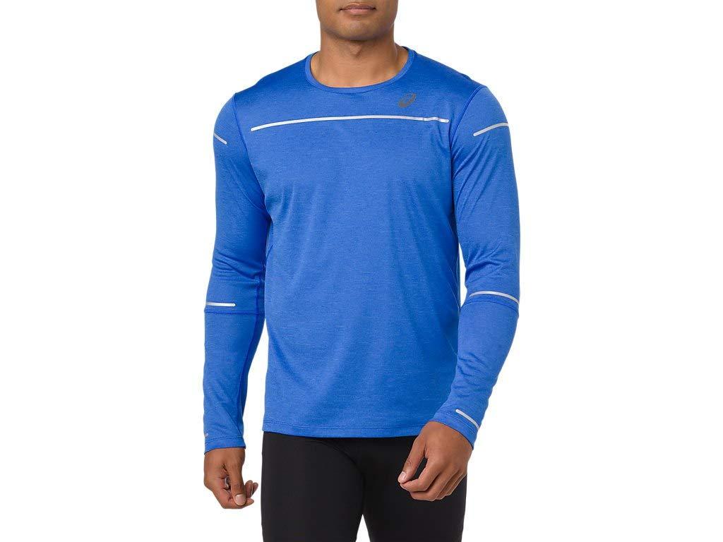 ASICS Mens Lite-Show Long Sleeve Top Running Clothes 2011A267-P