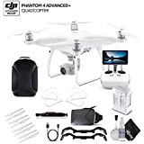DJI Phantom 4 Advanced+ (CP.PT.000698) With BackPack and VR Viewer Bundle