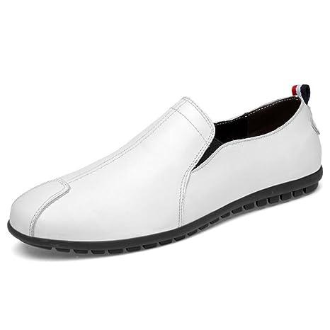 CAI Zapatos de Hombre 2018 Primavera/Verano/Otoño Zapatos para Hombres Zapatos de Guisantes