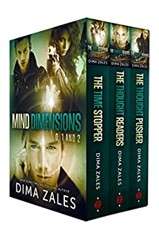 Mind Dimensions Books 0, 1, & 2 by [Zales, Dima]