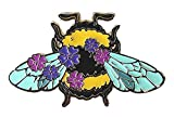 Vuduberi Bumble Bee Enamel Pin