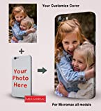Customize Photo Printed Mobile Back Cover For Micromax Canvas 2 A110 / 2 A110Q / 5 E481 / Android One / Xpress 2 E313 / Fire 4 A107 / Fire 4G Q411 / HD A116 / Hue 2 A316 / Juice 3 Plus Q394 / Juice 3 Q392 / Knight 2 E471 / Knight A350 / KPlay Q355 / Magnus A117 / Nitro 2 E311 / Nitro 3 4G / Nitro 3 E455 / Pace 4G Q416 / Selfie 3 Q348 / Selfie Lens Q345 / Selfie Q340 / Silver 5 Q450 / Spark Q380 / Unite 3 Q372 / Xpress A99 / Unite 2 A106