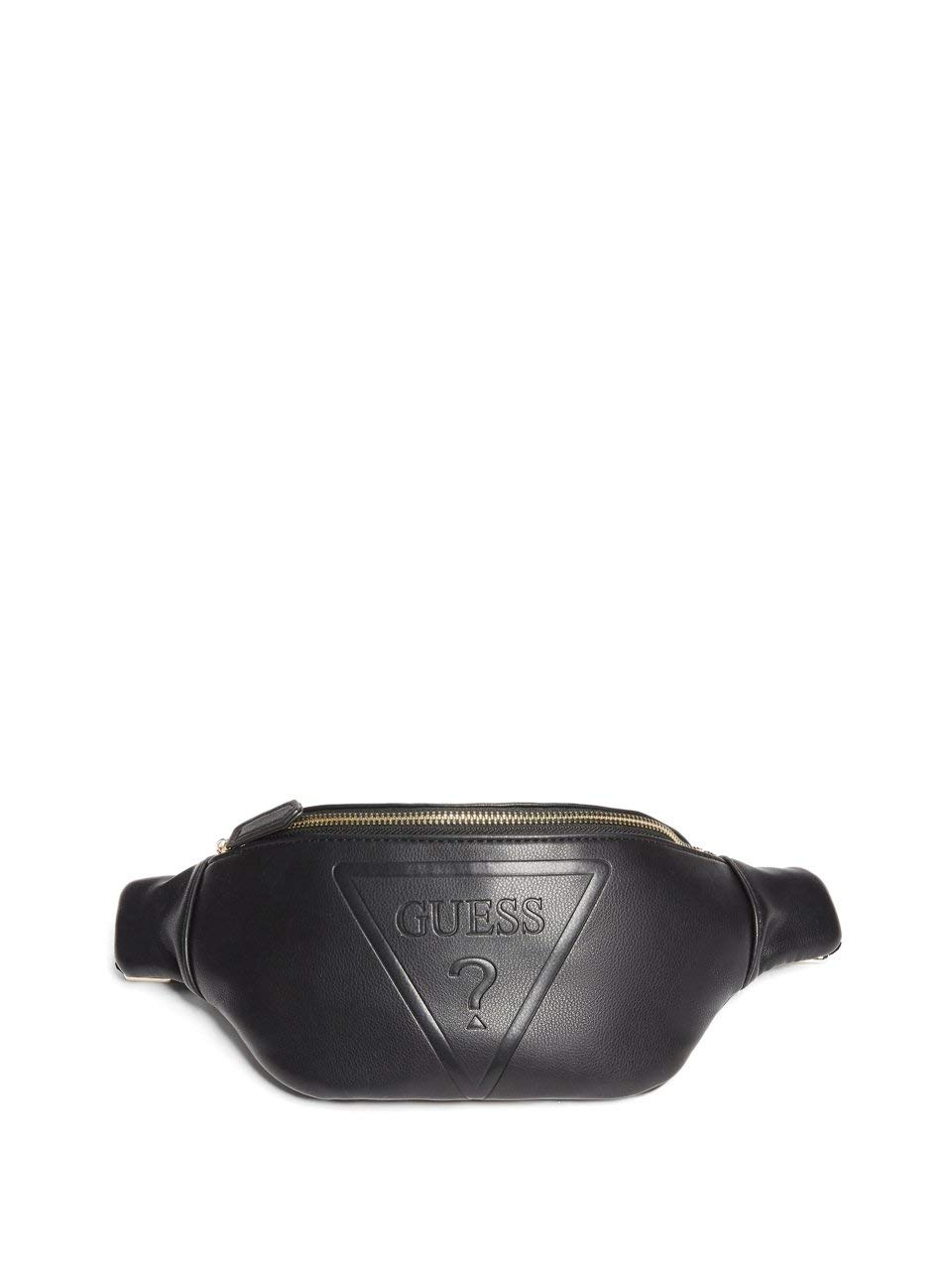 GUESS Factory Women's Gym Embossed Logo Waist Pack