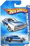 Hot Wheels 2009-07/10 '69 Dodge Coronet Super BEE 083/190 Muscle Mania 1:64 Scale