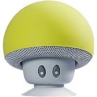 Dosige Altavoz Bluetooth Portátil y con Micrófono Mini Altavoz Bluetooth Wireless USB Con Ventosa