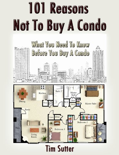 101 Reasons Not to Buy a Condo; What you Need to Know Before you Buy a Condo (Condo Furniture Living)