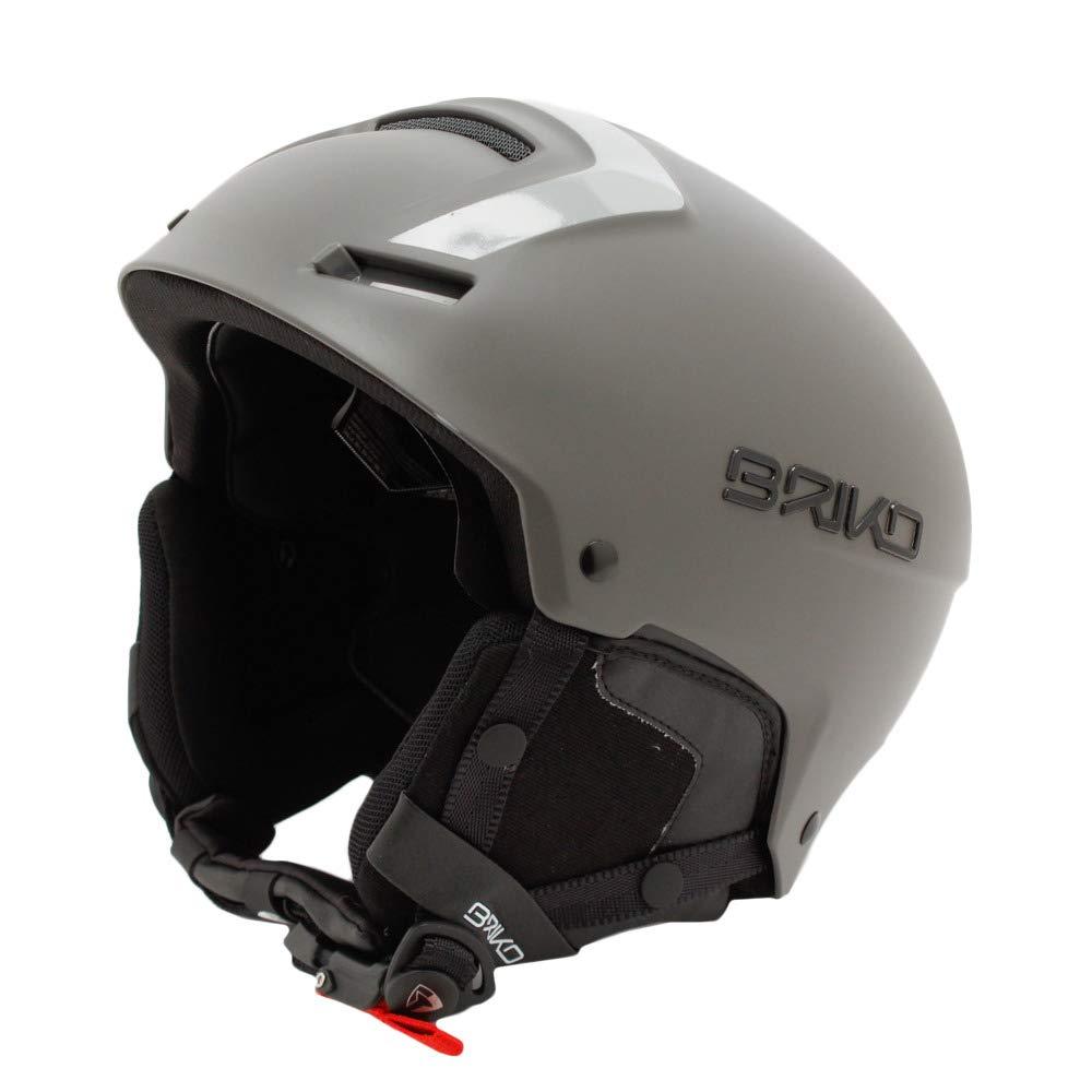 オンヨネ(ONYONE) BRIKO スキー ヘルメット 20001M0 FAITO C28スモークCグレー XL 20001M0