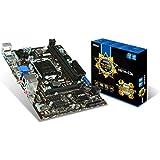 MSI Intel H81 LGA 1150 DDR3 USB 3.1 Micro ATX Motherboard (H81M-E34)