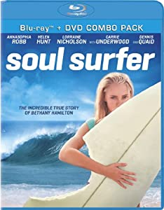Cover Image for 'Soul Surfer (Two-Disc Blu-ray/DVD Combo)'