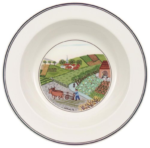 Price comparison product image Villeroy and Boch Design Naif Cultivation Deep Plate 20cm