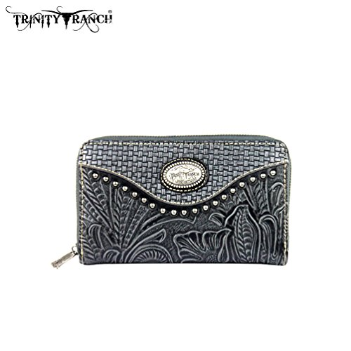 tr26-w003-montana-west-trinity-ranch-tooled-design-wallet-black