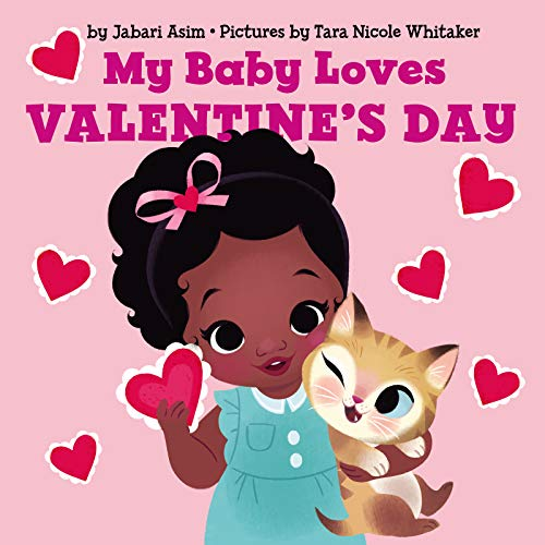 Book Cover: My Baby Loves Valentine's Day