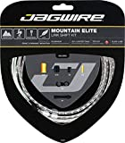 Jagwire Mountain Elite Link Shift Cable Kit Silver, One Size