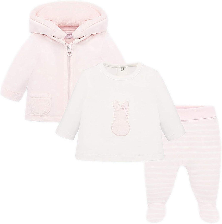 Mayoral, Chandal para bebé niña - 2606, Rosa: Amazon.es: Ropa y ...