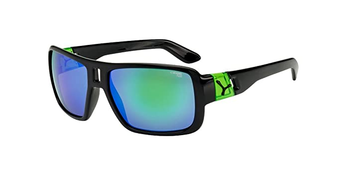 9a4c4153c08a2c Cebe L.A.M Sunglasses, Crystal Blue Neon Pink, Medium  Amazon.co.uk  Sports    Outdoors