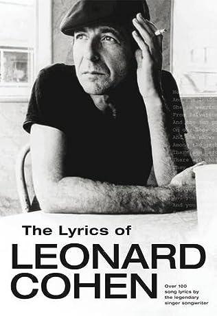 book cover of The Lyrics of Leonard Cohen