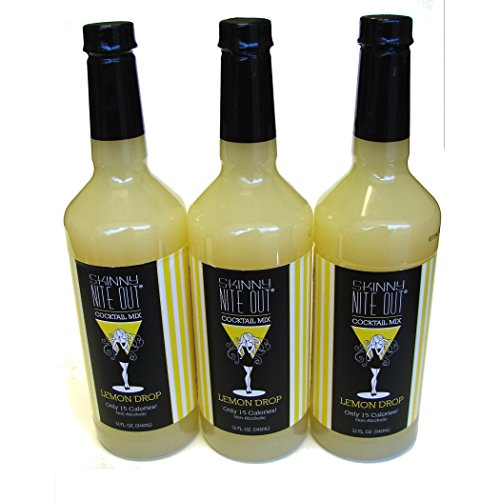 Mixer Drop Lemon - Skinny Nite Out Lemon Drop Martini Mix 3-pack