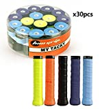 HLC Durable Tennis/badminton Racket Over Grips 5 Colors 30 Pack