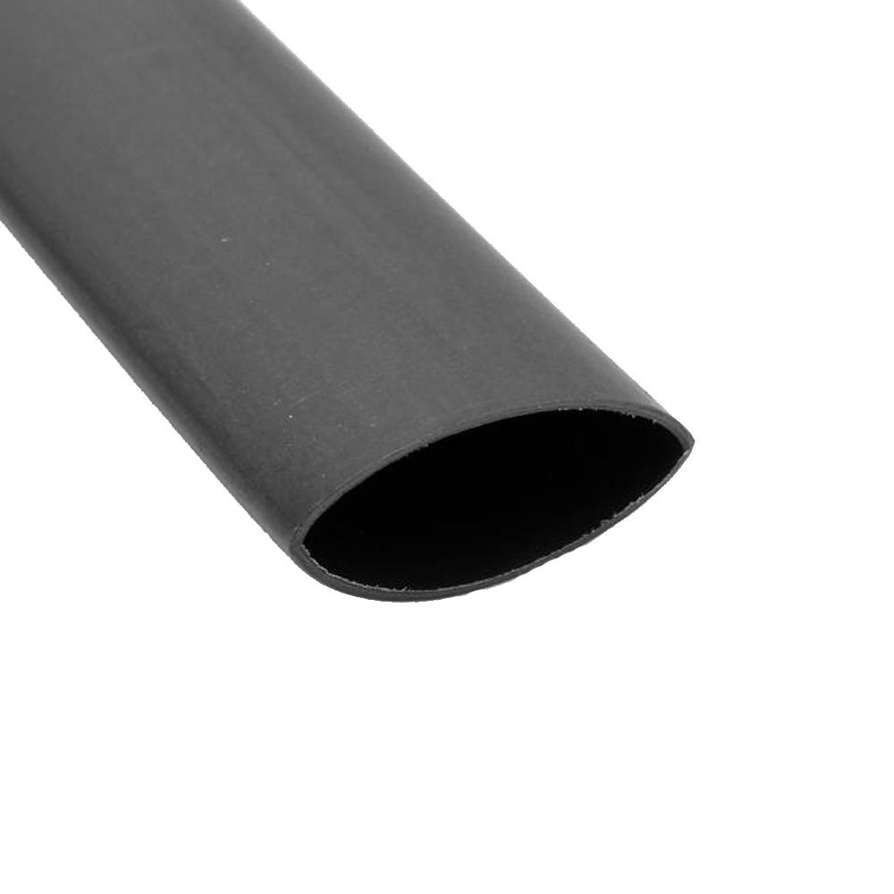 HOUTBY 33 Black 1//16 1.5mm 2:1 Heat Shrink Tubing Wire Wrap Assortment Tube
