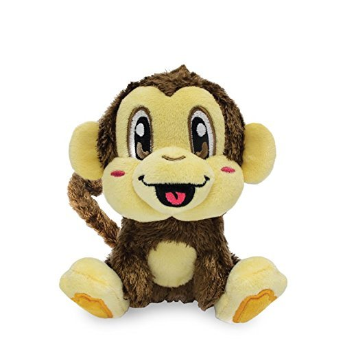 Scentco Smanimals - Scented Plush Stuffed Animals - Banana Monkey