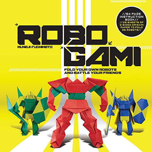 Robogami: Fold Your Own Robots and Battle Your Friends ()