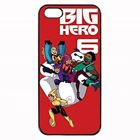 Big Hero 6 Poster Photo Hard iphone 4 4S Case , Fashion Image Case Diy, Personalized Custom Durable Case For iPhone 4 (Personalized Iphone 4s Phone Case)